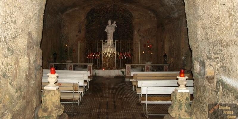 Kapellengrotte in Mellieha