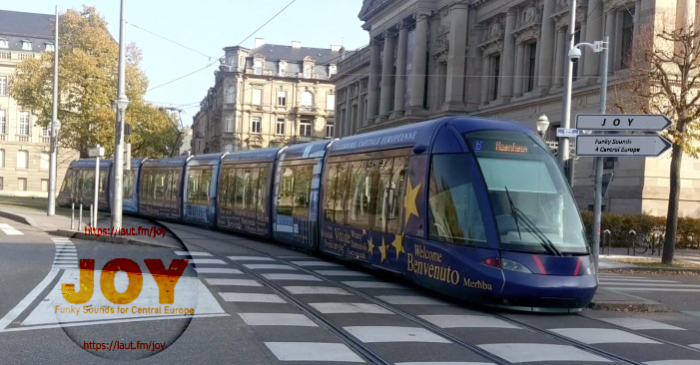 JOY-tram